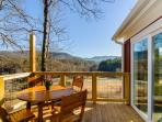 Private Deck with Views!
