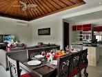 Dining in at Kejora