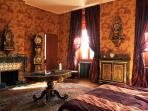 Chateau des Faugs: Istar Suite