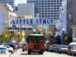Minutes to Little Italy