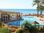 Beach-house with Pool+Spa+Tennis+Golf near Marbella Spain!
