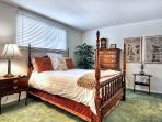 Relax in Master Suite!  Sleep Number Bed!  Wake Rested & Ready For Another Fun-Filled Day!