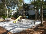 Play Ground and Grill Areas