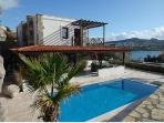 Luxury Villa with privat pool at the sea in Bodrum/ Turkey