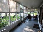 Porch Area inside