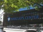 MINUTES AWAY FROM THE BROOKLYN NET'S BARCLAY CENTER