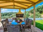 Barbeque - Outdoor Table - Garden
