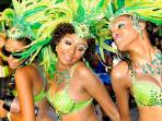 Events - Trinidad & Tobago Carnival