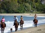 Things to do - Horse back riding