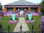 Purple House B and B and self cater in Smithfield - 4 a Funky, Relaxing stay!