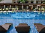 Aquar Lounger in or pools