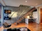 PENTHOUSE, great city view, 2 Bd