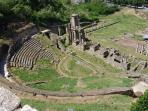 25 minutes by car to Roman theater, Volterra