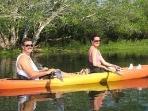 Kayaking Bay Cottage