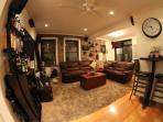 LES 3BR Duplex w Private Backyard-Superbowl Dream!