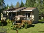 emme Chalets - Iron Chalet with hot tub, fireplace