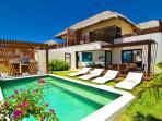 Punta Mita, Casita Zen 3 dormitorios