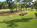 Golf course at Sea Trail Resort