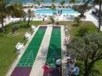 Coral Beach Shuffleboard
