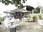 A local favourite - Blue Waters Restaurant and Lounge. Fine dining right on the sea. Thurs to Sun.