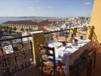 Apartment with terrace and breahtaking view!