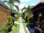 Villa Complex Entry