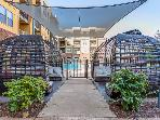 Stay Alfred Nashville Vacation Rental Community Patio