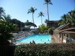 Large freshwater pool