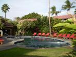 Freshwater garden pool