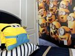 Despicable Me themed room