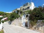 Villa Franica traditional stone build dalmation house