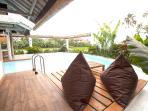 Cocowhite villa - The view