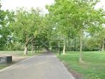 Hampstead Heath 760 acres of woodlands and lakes