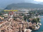 position in Riva del Garda