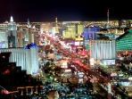Las Vegas Strip is closeby!