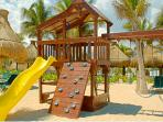 beach side playground