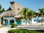 Beach house Palapa