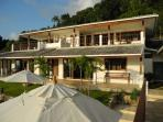 The main Villa