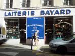Across the streeet rue Bayard