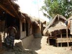 Sasak-village