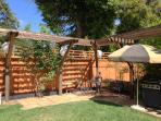 Cozy backyard studio
