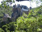 Burg Eltz - world-wide known castle