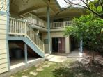 Unique architect-designed, the suites at Kailua Guesthouse are well situated, private and secure.