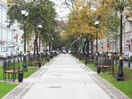 Furshtatskaya street