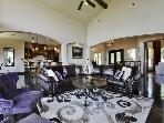 Luxury 4BR/3.5BA Jonestown Home - Stunning Lake Views & Clubhouse Access