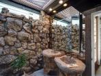Waterfall Shower 2nd Bath
