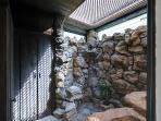 Waterfall Shower, 2nd Bath & Powder Room