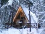 Little Peak Chalet in Winter