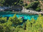many hidden coves to discover
