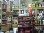 little shop in the village Cistella